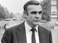 Шон Коннери в роли агента 007 Джеймса Бонда, 1971 год