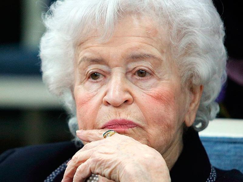 Ирина Антонова, более полувека возглавлявшая ГМИИ, скончалась на 99-м году жизни
