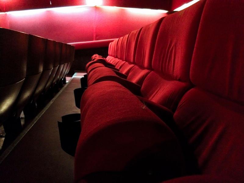 Российские кинотеатры собрали за время новогодних праздников более 3 млрд рублей