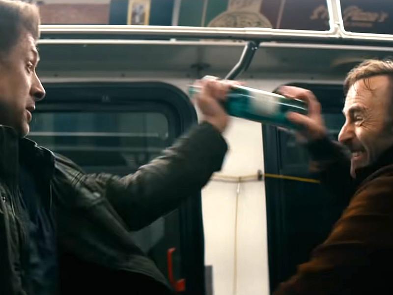 """Фильм российского режиссера Ильи Найшуллера """"Никто"""" возглавил американский прокат, собрав 6,7 миллиона долларов в 2460 кинотеатрах США"""