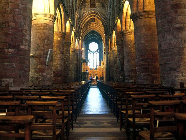 Духовенство протестантской Церкви Шотландии согласилось объединиться с Англиканской церковью в единую структуру