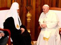 В Белоруссии подтвердили, что готовы организовать у себя встречу Папы Римского и патриарха Кирилла