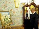 Владимир Путин лично поздравил патриарха Кирилла с днем ангела
