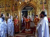 Патриарх Кирилл напомнил афонским монахам об ответственности за судьбу православия