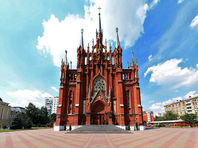 В Москве состоится  католическое шествие