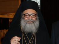 Антиохийский патриарх просит Императорское палестинское общество оказать экстренную помощь сирийским беженцам