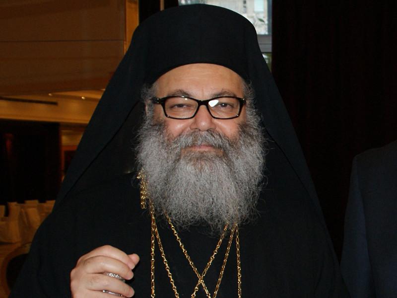 Глава Антиохийской православной церкви Патриарх Антиохийский и всего Востока Иоанн X обратился к Императорскому православному палестинскому обществу (ИППО) за помощью