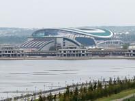 На стадионе в Казани прошла крупнейшая в России трапеза разговения