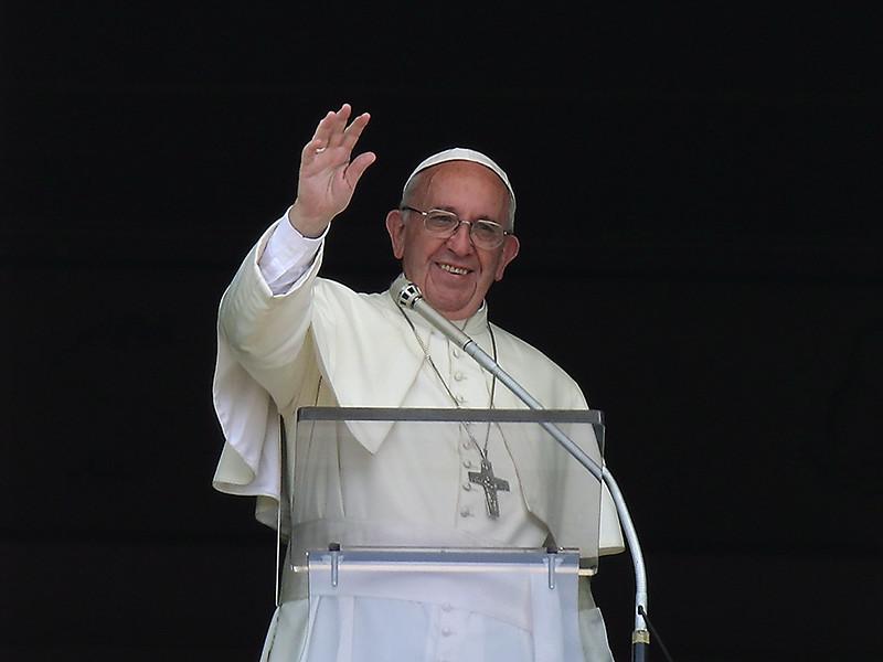 Папа Римский Франциск через несколько дней направится с визитом в Армению