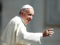 Папа Франциск поговорил с мисс Германия