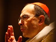 Французский кардинал приехал в полицию для дачи показаний о замалчивании им случаев педофилии