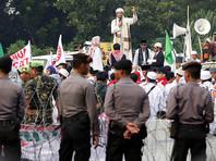 Мусульмане в Джакарте провели антикоммунистический митинг