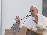 Понтифик отказался принять пожертвование с числом дьявола