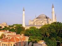 В Святой Софии Константинопольской зазвучал намаз