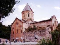 В грузинском храме на территории Турции обнаружено уникальное захоронение