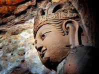 В Китае найден фрагмент черепа, который мог принадлежать Будде