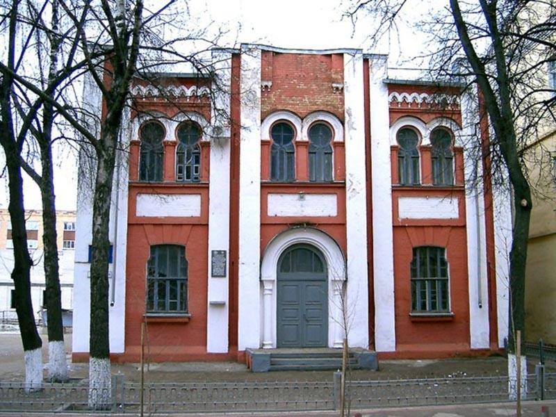 Здание синагоги в Орле будет передано во второй половине августа местной еврейской общине
