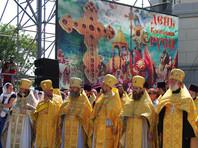 Россия встречает День крещения Руси