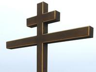 В Татарстане спилили поклонный крест