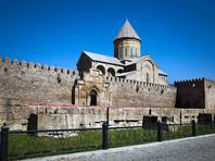 В Грузии отмечают праздник древнего храма