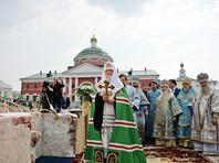 Патриарх Кирилл завершил визит в Казань