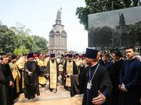 Представитель Константинополя отказался участвовать в крестном ходе Киевского патриархата