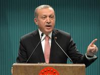 Президент Турции выступил в роли муэдзина