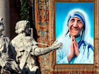 В Ватикане объявили о торжествах по случаю  предстоящей канонизации Матери Терезы