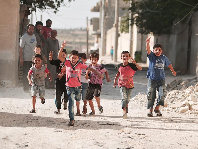 Три летних лагеря для детей и подростков были открыты в южных районах Алеппо монахами католического ордена салезианцев