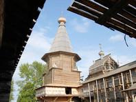 В Поморье отреставрирован храм - памятник северного деревянного зодчества XVIII века