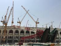 Суд в Саудовской Аравии начал рассмотрение дела о падении крана в Мекке