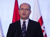 Премьер Чехии: Мы не хотим усиления мусульманской общины