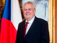 Президент Чехии предложил депортировать из ЕС имамов-радикалов
