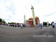 На открытии центральной мечети в Ижевске царил межрелигиозный мир