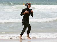 На каннских пляжах женщинам нельзя будет появляться в мусульманских купальниках