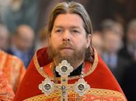 Jтветственный секретарь Патриаршего совета по культуре епископ Егорьевский Тихон (Шевкунов)