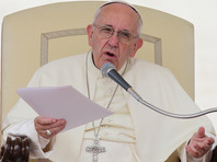 Папа Франциск назвал журналистику слухов одной из форм терроризма