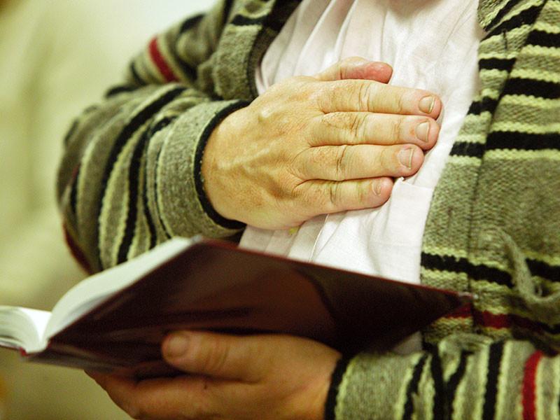 Исраэль Кристал из Хайфы,самый старый мужчина в мире, в четверг, 15 сентября, справляет 113-летие и готовится отпраздновать бар-мицву - достижение религиозного совершеннолетия