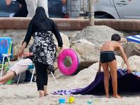 В Сиско на Корсике оставили в силе запрет на ношение мусульманского купальника - буркини