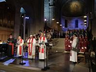 Папа Римский принял участие в экуменическом богослужении в Швеции во имя примирения католиков и лютеран в честь 500-летия Реформации