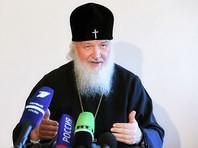 Патриарх Кирилл сравнил противников Всеукраинского крестного хода с приспешниками сатаны