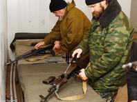 Омские батюшки прошли военные сборы на базе войск Росгвардии, освоив автоматы и БТР (ФОТО)