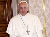 Папа Римский принял президента Венесуэлы в Ватикане