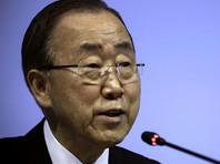Генеральный секретарь ООН Пан Ги Мун выступил с заявлением по поводу резолюции исполкома ЮНЕСКО по Иерусалиму