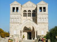 На севере Израиля вандалы ограбили католическую церковь
