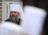 На руке петербургского митрополита заметили часы, похожие на Rolex для гонщиков