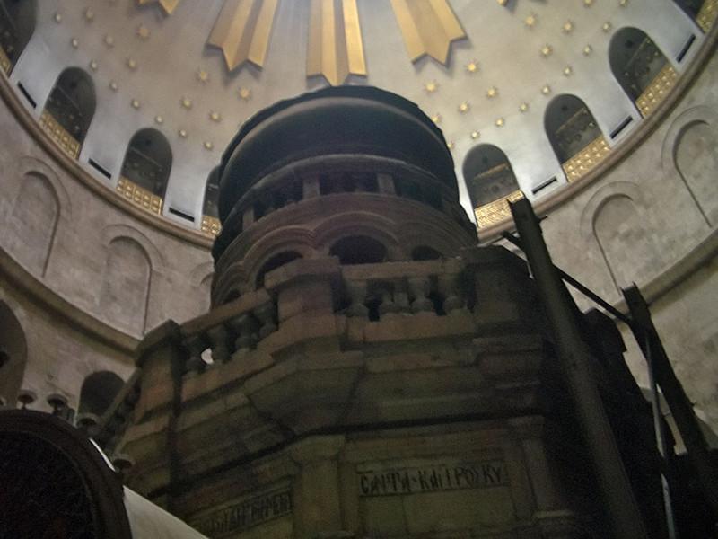 Гробница Христа сохранилась в первозданном виде, показали исследования в храме Гроба Господня