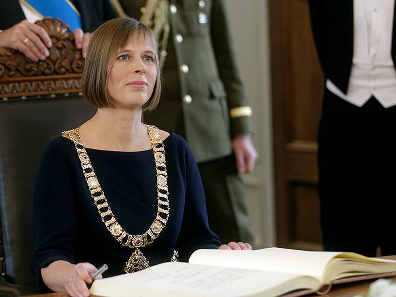 Первая в истории современной Эстонии женщина-президент Керсти Кальюлайд отказалась от благодарственного богослужения в свою честь в день инаугурации. Это произошло впервые за почти 25 лет независимости бывшей советской прибалтийской республики