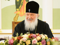 Торжества по случаю юбилея патриарха Кирилла начались в Москве