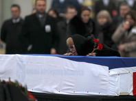 Убитого в Турции посла Карлова отпевать в храме Христа Спасителя будет патриарх Кирилл, лично знавший погибшего